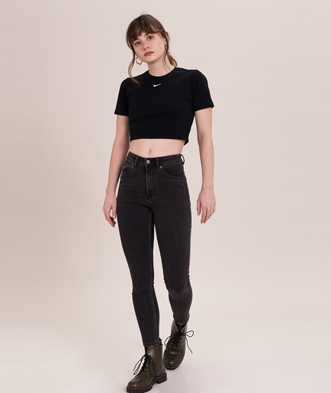 CHEAP MONDAY High Skin Jeans key black