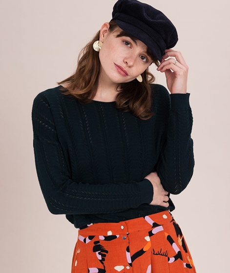 MARIE SIXTINE Milou Pullover prusse