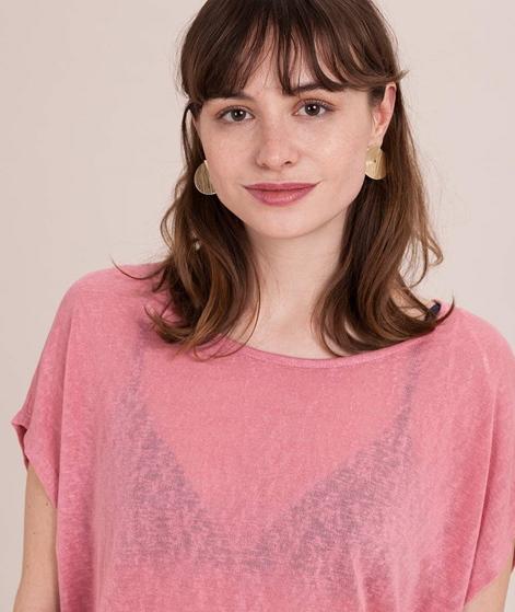 VILA Visumi T-Shirt brandied apricot