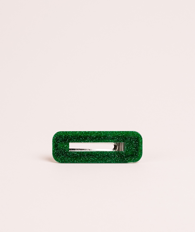 EBBA Hairclip green