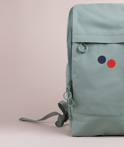 PINQPONQ Purik Rucksack peppermint green