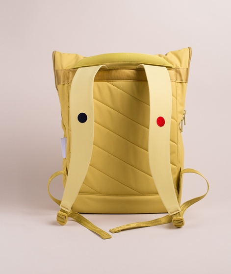PINQPONQ Klak Rucksack butter yellow