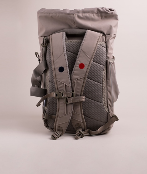 PINQPONQ Blok Medium Rucksack cement tau