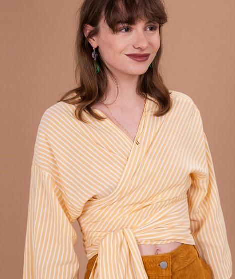 KAUF DICH GLÜCKLICH Bluse stripes