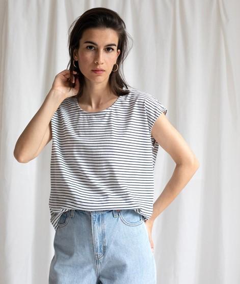 KAUF DICH GLÜCKLICH T-Shirt stripes