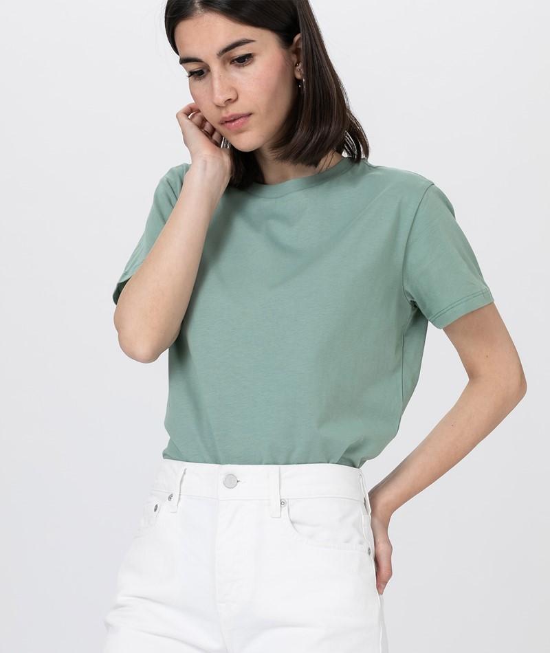 KAUF DICH GLÜCKLICH T-Shirt mint grün
