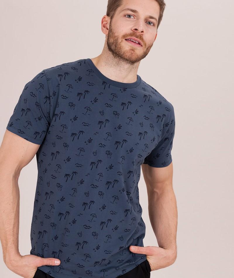KAUF DICH GLÜCKLICH Elliot Beach T-Shirt