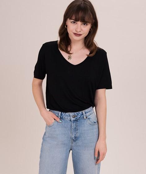 KAUF DICH GLÜCKLICH Bea T-Shirt schwarz
