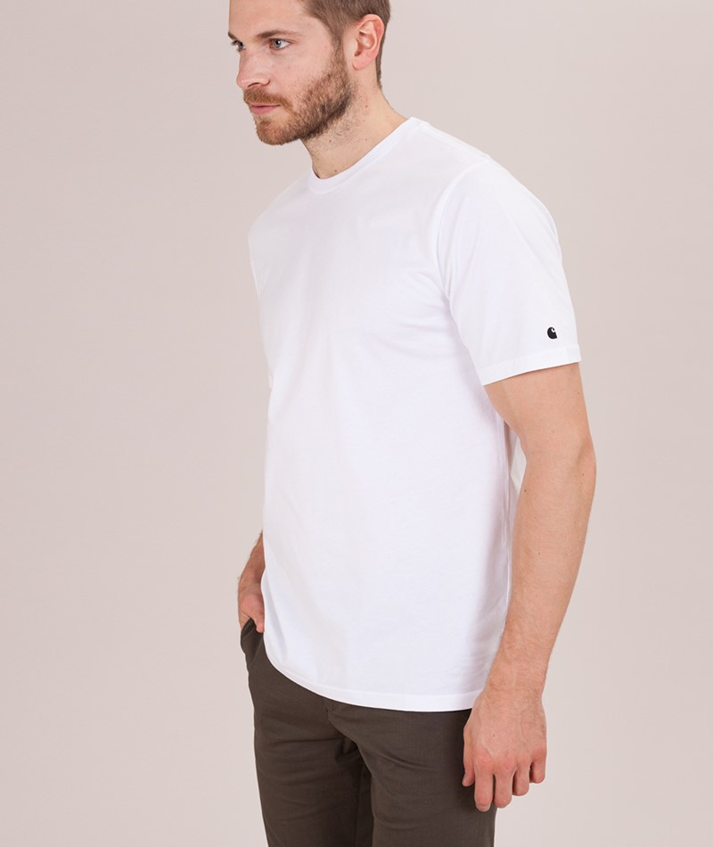 CARHARTT WIP Base T-Shirt white