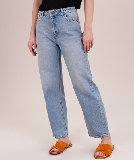 MOSS CPH Crystal Straight Jeans light blue