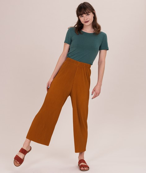 SAMSOE SAMSOE Lila T-Shirt marald green