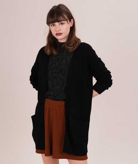 VILA Viril Open Cardigan black