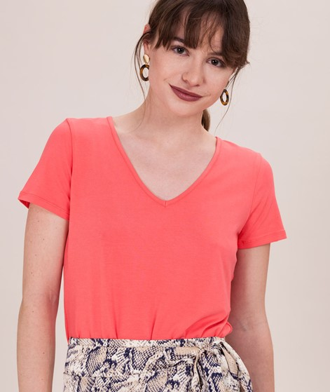 M BY M Queenie T-Shirt calypso coral
