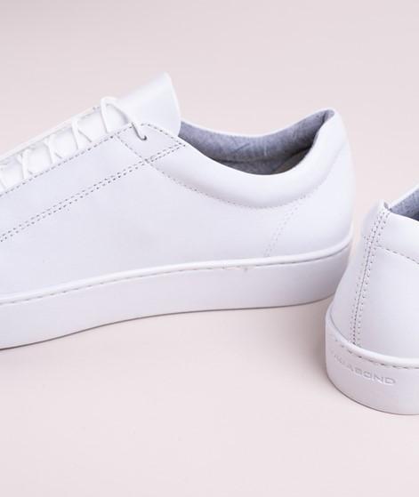 VAGABOND Zoe Leather Sneaker white