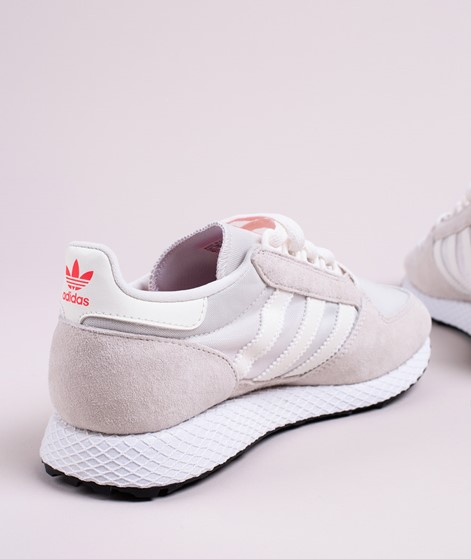ADIDAS Forest Grove Sneaker cloud white/shock red
