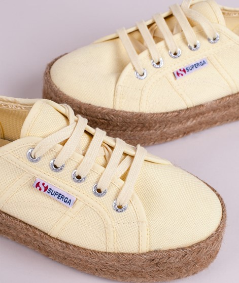 SUPERGA Cotropew Sneaker double cream