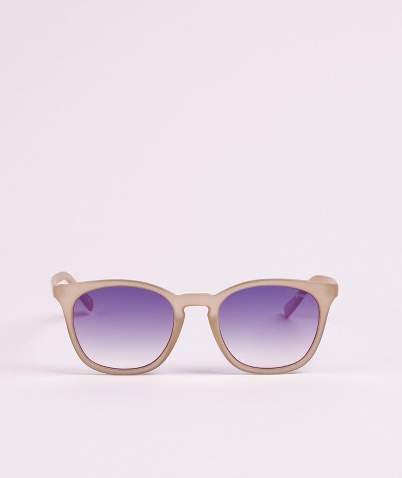LE SPECS Fine Specimen Sonnenbrille Matte Matcha