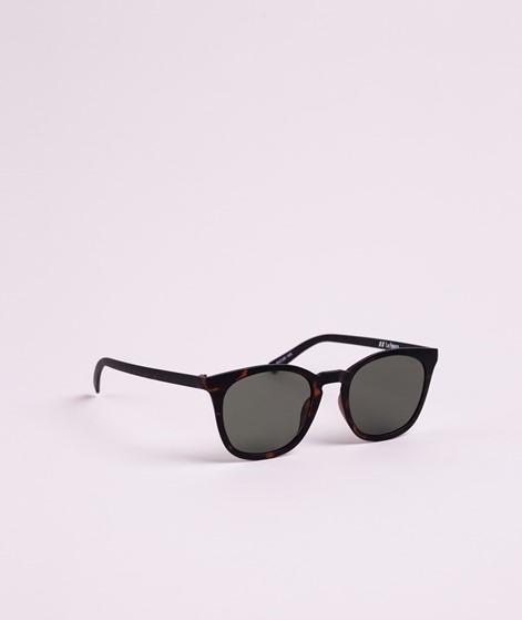 LE SPECS Fine Specimen Sonnenbrille Matte Black-Smoke Mono