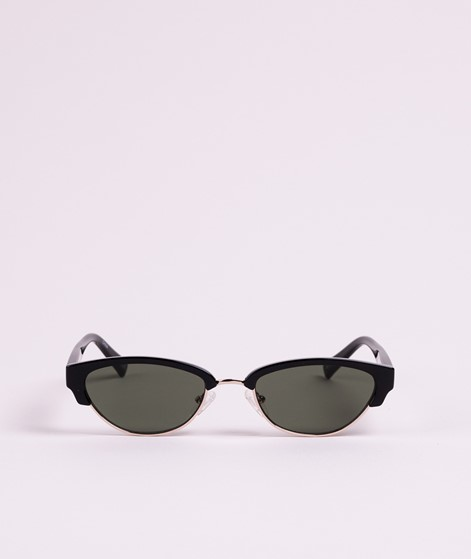 LE SPECS Squadron Sonnenbrille schwarz, khaki