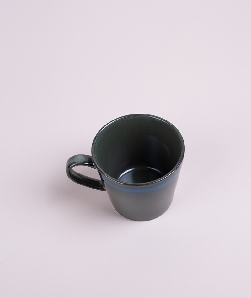 HKLIVING 70`s Capuccino Mug moss