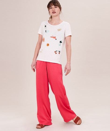 DES PETITS HAUTS Joanou T-Shirt vanille
