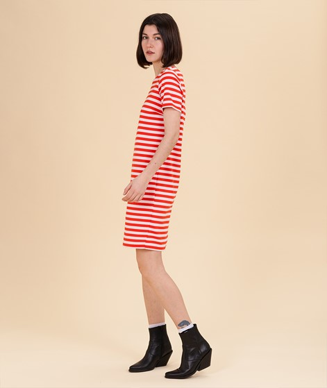 VILA Vitinny New Kleid cherry tomato/lil