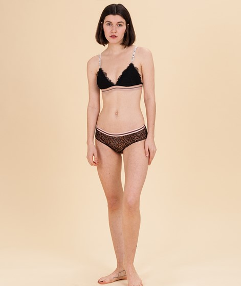 LOVE STORIES Lexie Slip brown