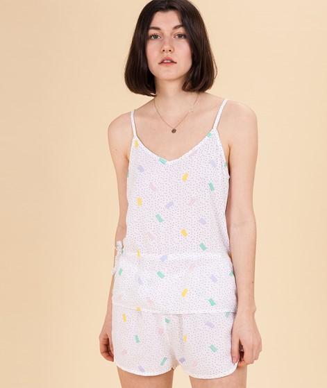 LULUS DRAWER Gloria Pyjamas Top print