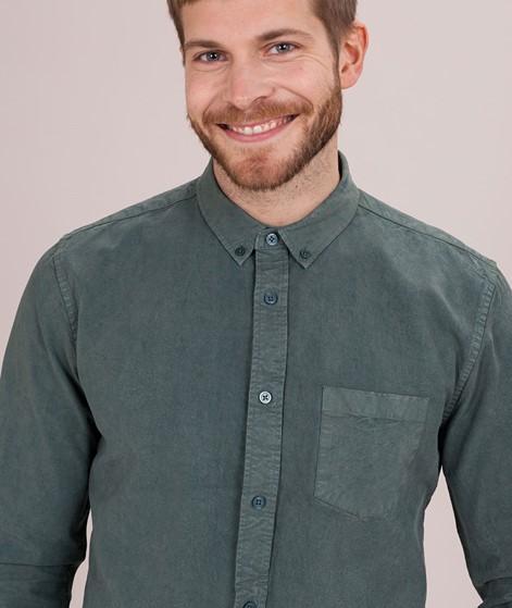 COUDRE BERLIN Garment Dye Hemd reed