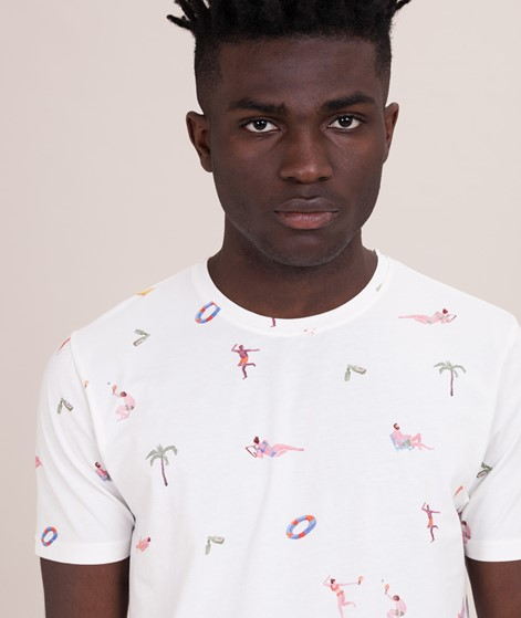 OLOW Tropicoco T-Shirt off white