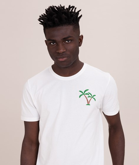 OLOW Crocket T-Shirt off white