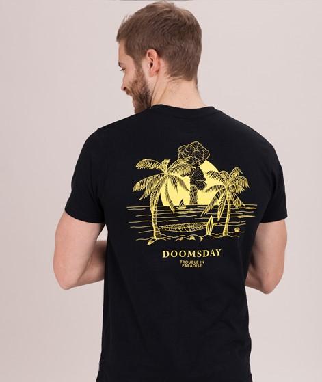 WEMOTO Doomsday T-Shirt schwarz