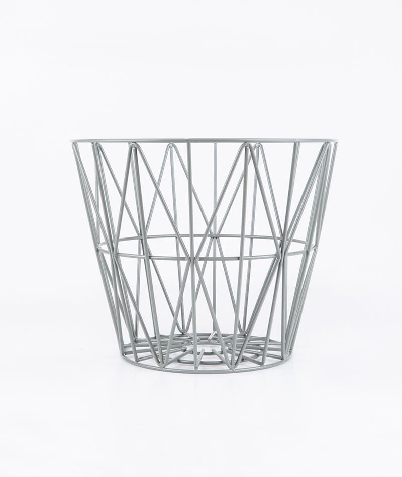 FERM Wire Basket Korb dusty green