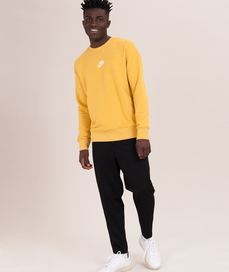 NIKE Sportswear Fleece Sweater gold dart