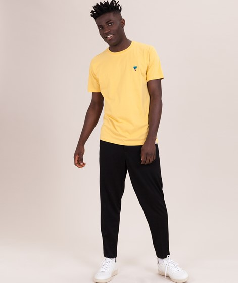 REVOLUTION Kody T-Shirt yellow