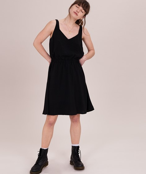 VILA Vilaia S/L Kleid black