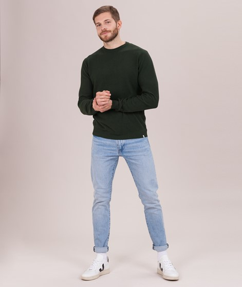MINIMUM Curth Pullover kombu green
