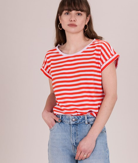 VILA Vidreamers Pure T-Shirt cherry toma