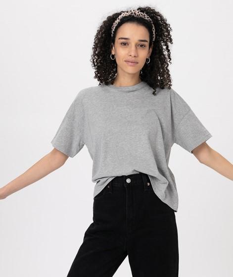 KAUF DICH GLÜCKLICH T-Shirt grey melange