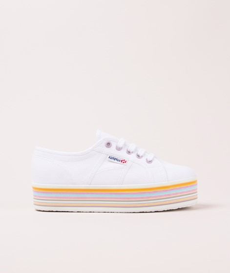SUPERGA Cotw Sneaker white multicolor