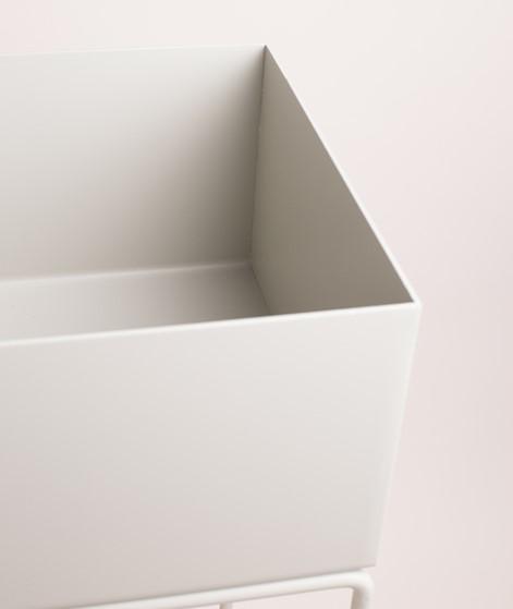 FERM LIVING Plant Box light grey