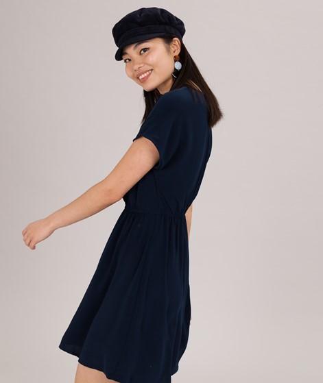 VILA Vilaia S/S Kleid navy blazer