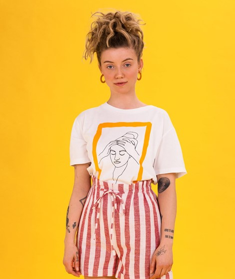 NANDA x KDG Portrait T-Shirt