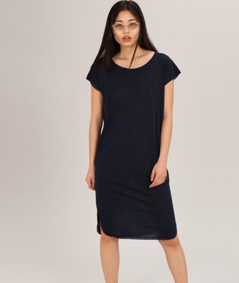 SELECTED FEMME SFIvy Knee Kleid dark sap