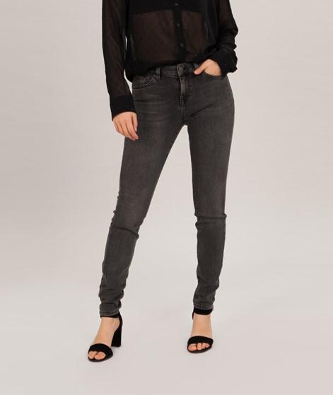 SELECTED FEMME Ida Smoke Grey Jeans black denim