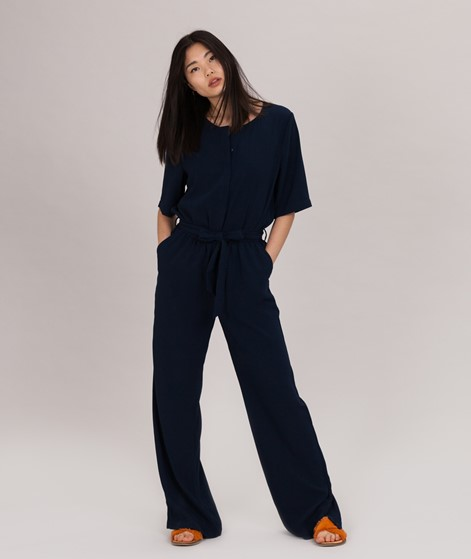 ANOTHER LABEL Roubaix Jumpsuit black iri