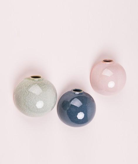 BLOOMINGVILLE Vase Stoneware rose
