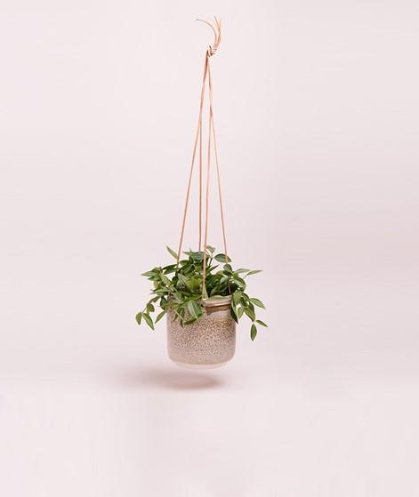 BROSTE COPENHAGEN Flowerpot Almas taupe