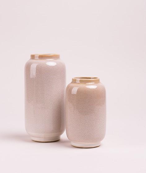 BROSTE Almas Vase dull gold