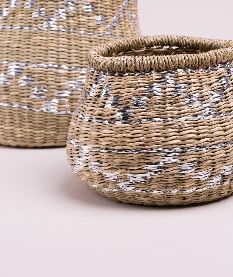 LIV INTERIOR Rumba Basket klein
